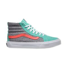 Fall/Winter 2014 trend you can wear now: Sneakers | VANS HIGH-TOPS - $65 - vans.com