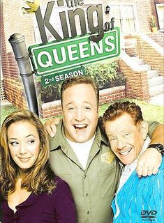 KING OF QUEENS:COMPLETE SECOND SEASON