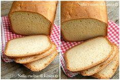 pane al latte | ricetta per la macchina del pane - nella cucina di laura