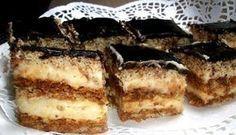 Bármennyit sütök belőle, egy szempillantás alatt elfogy ez a finomság! Hungarian Desserts, Hungarian Recipes, Poppy Cake, Shrimp Recipes Easy, Baking And Pastry, Something Sweet, Cake Cookies, Dessert Recipes, Food And Drink
