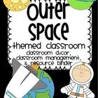 Blast Off! Use this huge 118-page pack to deck out your Outer Space themed classroom! This pack includes so many great things to make your spacey t...