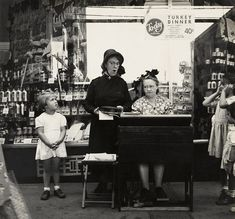 Lee SIEVAN :: Salvation Army Lassie in Front of a Woolworth Store, NYC, 1940 [all gestures are amazing, the looks and the girl tapping her ears! New York Photos, Old Photos, Photography 101, Street Photography, Documentary Photography, New York Street, New York City, Vintage Photographs, Vintage Photos