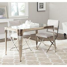 Safavieh Home Collection Weston Dark Silver Dining Table Safavieh http://www.amazon.com/dp/B00K5QECA8/ref=cm_sw_r_pi_dp_mPCZwb1H99XTQ