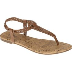 be9490c4020 Faded Glory Women s Shay Thong Sandal-I NEED THESE!! Walmart Wardrobe