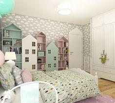 Aranżacje wnętrz - Pokój dziecka: Pokój dziecka styl Skandynawski - WERDHOME. Przeglądaj, dodawaj i zapisuj najlepsze zdjęcia, pomysły i inspiracje designerskie. W bazie mamy już prawie milion fotografii!