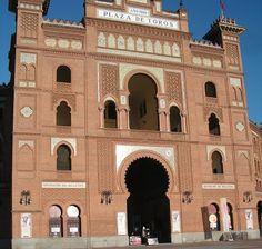 Madrid bullring Las Ventas Plaza de Toros Madrid Las Ventas