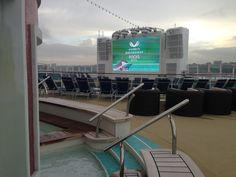 Spice adults only deck space by day and party spot at night Norwegian Breakaway, Adults Only, Caribbean, Sailing, Spice, Cruise, Deck, Florida, New York