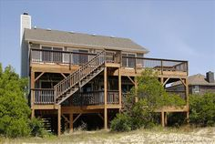 The Birds Nest: 4 Bedroom House Rental in Corolla with Air Conditioning and DVD Player - TripAdvisor