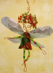 Sparkle Fairies -   Sparkle Fairies from Candace Jedrowicz are fun soda can crafts that also help you trim your trash. Go green and use empty, washed-out aluminum cans for your project.
