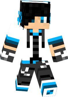 Best Minecraft Images On Pinterest How To Play Minecraft - Skin para minecraft pe estiloso