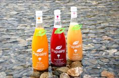 Papainy  Cold Pressed Juice Liqueur in Active Enzyme 720ml 7%alc.