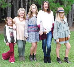 Sneak Peak!!! Here's the first preview for our 2016 Fall Tween Look Book! Stay…