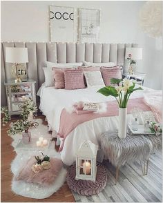 65 the basic facts of bedroom ideas for teen girls dream rooms teenagers girly Teen Room Decor Ideas basic Bedroom Dream facts Girls girly Ideas Rooms Teen teenagers Bedroom Ideas For Teen Girls, Girl Bedroom Designs, Teen Room Decor, Room Ideas Bedroom, Home Decor Bedroom, Girls Bedroom, 70s Bedroom, Teen Bedrooms, Bedroom Furniture