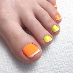 Toe Nail Designs for This Summer picture 3
