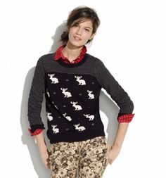 We Found 12 Stylish Holiday Sweaters You'll Actually Want To Wear This Seas
