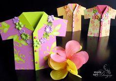 template for a shirt card   ... Cards Summe, Angela Sgro, Shirts Templates, Hawaiian Cards, Sgro