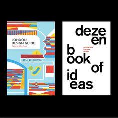 Image of LONDON DESIGN GUIDE 2014-2015 + DEZEEN BOOK OF IDEAS