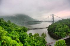 Bear Mountain Bridge, Hudson Valley, NY