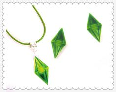 """The Sims Accessories """"Plumbob"""""""