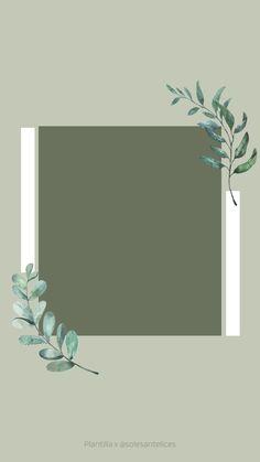 Framed Wallpaper, Flower Background Wallpaper, Flower Backgrounds, Wallpaper Backgrounds, Wallpaper Powerpoint, Cute Patterns Wallpaper, Aesthetic Pastel Wallpaper, Aesthetic Wallpapers, Fond Design