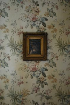 from a week spent at home with my family Country Cottage Bedroom, French Cottage, French Country, Flowers In The Attic, Cozy Coffee Shop, Woodlands Cottage, English Country Cottages, Country Homes, Antique Wallpaper