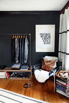 Decorating Large Walls   Large Scale Wall Art Ideas. Mens Bedroom ...