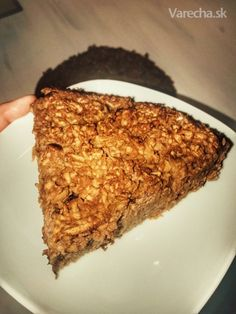 Fitness jablkový koláč Banana Bread, Food And Drink, Healthy Recipes, Basket, Per Diem, Healthy Food Recipes, Healthy Eating Recipes, Healthy Cooking Recipes, Healthy Diet Recipes