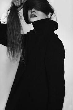 hair  #blackandwhite #sweaters #photography