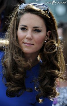 Kate,  Serious hair envy