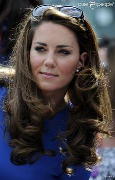 Kate,  Serious hair envy