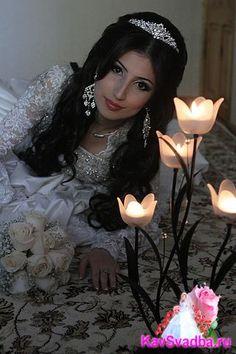 Фотосессия невесты дома