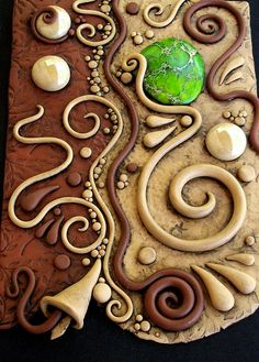 Mocha Almond Swirl Journal closeup by MandarinMoon, via Flickr