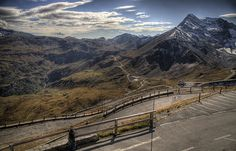Grossglockner Alp Yolu #austria