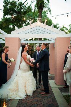 Classic St. Petersburg Wedding at The Vinoy Renaissance Resort & Golf Club, FL - My Hotel Wedding