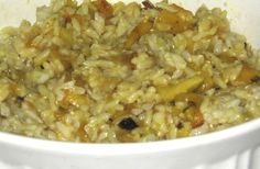 Curried Apple Rice