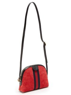 Click here to buy Gucci Ophidia suede cross-body bag at MATCHESFASHION.COM