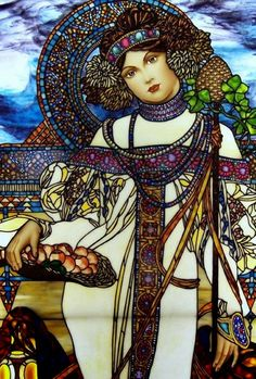 ImpressioniArtistiche: Jim M. Berberich ~ Stained Glass Painter
