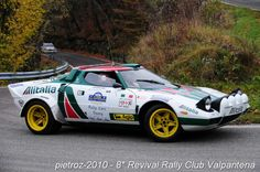 Probably the worlds most popular rally car: the Lancia Stratos