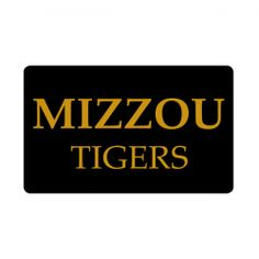 University of Missouri Custom Return Address Labels - Free Shipping. Your University Return Address label on your College Announcements will emphasize your team spirit. GO TIGERS!