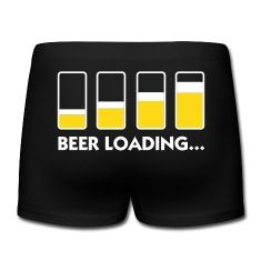 Beer Loading - need faster internet.