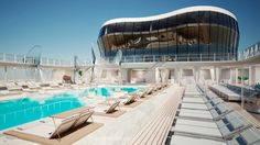 MSC Cruises previews Meraviglia, its first Vista class cruise ship