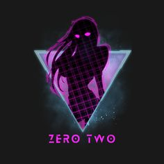 Zero Two - Future Anime Neon Wallpaper, Cute Anime Wallpaper, Boujee Aesthetic, Aesthetic Anime, Querida No Franxx, Drawing Anime Clothes, Sonic And Shadow, Waifu Material, Zero Two