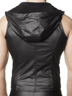 Benno Von Stein Clubwear Amatteo Shirt Black Mens German Fetish Wear SM BDSM | eBay