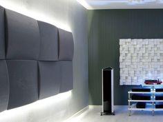 Design Akustikplatten schaumstoff-wand-daemmung-CINEMA-ROUND-PREMIUM-Vicoustic-Exhibo