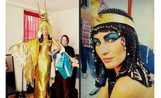 Poll: Who Made the Better Cleopatra, Gisele orHeidi?