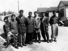 Zoot Suit 1943 | Zoot Suits in Los Angeles, California. Lopez was a witness to the 1943 ...
