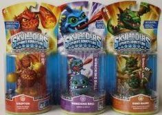 Skylanders Spyros Adventure Eruptor Wrecking Ball  Dinorang ** Want additional info? Click on the image.