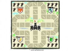 Juf Sanne: ridderspel (kleuters zelf regels laten maken)