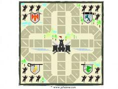 Juf Sanne: ridderspel