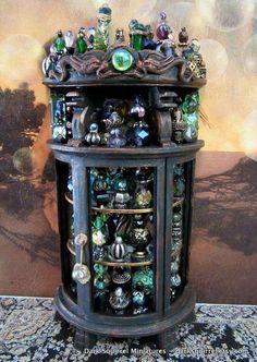 Alchemy Gothic - So Many Potions!